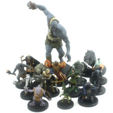 Lot Of D&D Dungeons Dragons Miniatures