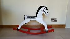Christmas present. Rocking horse plans. For toddlers 1 to 5. PLANS ONLY.