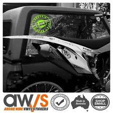 Loosekid Industries Sticker Decal  LKI For Motocross Gear Car UTE GIRL