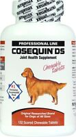 Nutramax Cosequin DS Chewable Tablets For Dogs (132 ct) NEW DATES 06/2024
