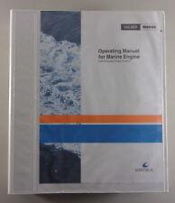 Workshop Manual / Service Instruction Sulzer Dieselmotor RND 90 Stand 1997