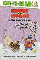 Henry and Mudge in the Sparkle Days by Rylant, Cynthia -ExLibrary