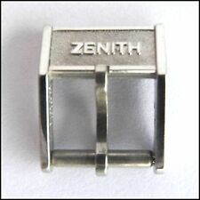 ORIGINAL Vintage (New Old Stock) ZENITH Stainless Steel Buckle 10mm
