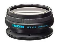 Inon Underwater Closeup Lens Ucl-90 M67 Ultra High Magnification Lens Japan EMS