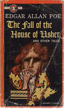 THE FALL OF THE HOUSE OF USHER by Edgar Allan Poe (1960) Signet pb