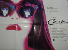 Alicia Silverstone Cary Elwes THE CRUSH (1993) Original movie poster