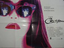 Alicia Silverstone Cary Elwes THE CRUSH (1993) Original movie poster
