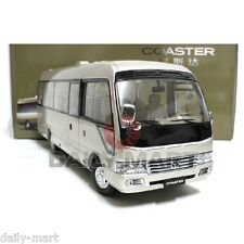 1/24 Scale Toyota Coaster Business Van DieCast Toy Car Model