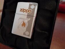 ZIPPO 75TH ANNIVERSARY 1932-2007 ZIPPO LIGHTER MINT IN BOX COMMEMERATIVE EDITION