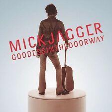 MICK JAGGER - GODDESS IN THE DOORWAY Rock Cd 12 songs 2001 Mint disc