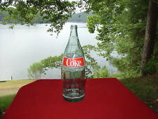 VINTAGE COKE BOTTLE - 32 OZ.
