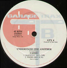 CASSIO - Comprendre One Another - Garage Trax