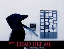 Dead Like Me Grim Reeper 8x10 Photo F19120