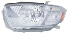 Headlight Assembly-Sport Left Maxzone 312-11A5L-UC7 fits 2008 Toyota Highlander
