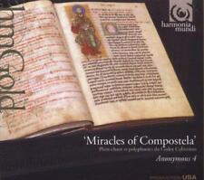Anonymous 4 • Miracles of Compostela CD Gebraucht - sehr gut