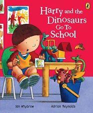 Harry and the Dinosaurs - HARRY AND THE DINOSAURS GO TO SCHOOL - NEW