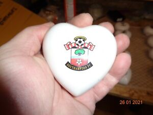 Mini cremation urn for your loved ones ashes, keepsake size Heart shape Enamel