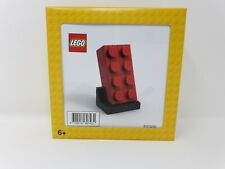 Lego 5006085 VIP Buildable 2x4 Red Brick Exclusive New in Stock Ready to Ship