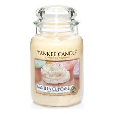 YANKEE CANDLE vaso grande candela profumata-Vanilla Cupcake 22oz