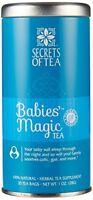 NEW Secrets Of Tea Baby Colic Babies Magic Tea FREE SHIPPING
