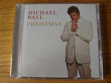 CD Album: Michael Ball : Christmas