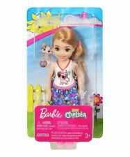 Barbie Club Chelsea Cool Cat Top Doll Brand New in Box FRL82