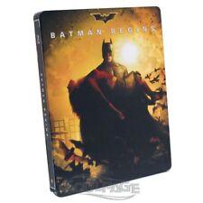 Batman Begins [Steelbook] [Blu-ray] NEU / sealed