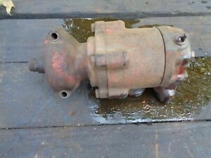 Ford Tractor Jubilee-600-800 Hydraulic Pump Round Piston Style