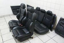 schwarze Recaro Leder Ausstattung Sitze Leather Seats Audi A4 S4 RS4 B5 Biturbo