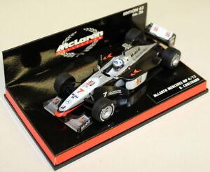Minichamps 1/43 Scale 530 984307 McLaren Mercedes MP4-13 D Coulthard Diecast F1
