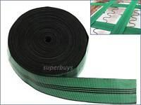 Per Metre - 50mm Elasbelt Latex Upholstery Webbing for Sofa Couch Lounge Repair