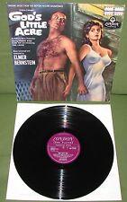 Elmer Bernstein GOD'S LITTLE ACRE OST Orig 1st UK LONDON 1958