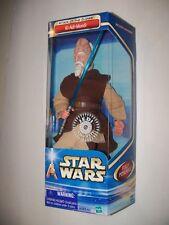 """Retired nisb Star Wars Ltd Edition 1/6 JEDI Order MASTER KI ADI MUNDI 12"""" figure"""