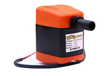 Submersible Pump for Medium Air Cooler, Aquarium, Fountains, 1.2 Meters, 14W//