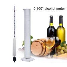 Alcohol Hydrometer Tester Vintage Bottle Measuring Set Alcohol HydrometerTester.
