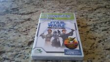 NEW - LeapFrog Leapster Learning Game Star Wars - Jedi Math