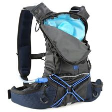 Hiking Hydration Backpack Daypack Camping Camelback with 2L Water Bladder Bag