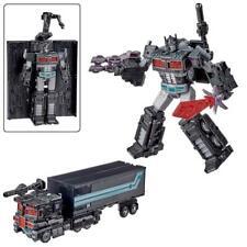 Transformers War for Cybertron Trilogy: Leader Nemesis Prime - Spoiler Box