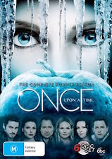 Once Upon A Time : Season 4 : NEW DVD
