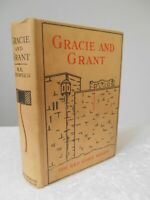 Vintage 1930s GRACIE AND GRANT M. E. DREWSEN Children's Book The Red Cord Series