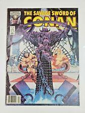 Savage Sword of Conan #99 Joe Jusko Cover 1984 Marvel Comics