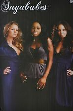 SUGABABES - A3 Poster (ca. 42 x 28 cm) - Clippings Fan Sammlung NEU