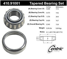 Wheel Bearing and Race Set-Premium Bearings Centric 410.91001