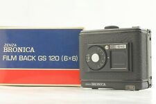 【Near Mint+++ in Box】 Zenza Bronica Film Back Holder 120 GS 6x6 for GS-1 Japan