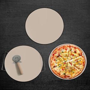 33cm pizza slate Baking Set Pizza Cutter bread dessert baking cooking facilities