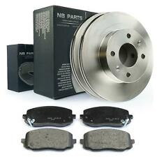 Bremsscheiben + Bremsbeläge vorne 241mm belüftet hyundai i10 PA Kia Picanto BA