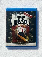Shaun Of The Dead (Blu-ray Disc, 2009) Simon Pegg Nick Frost New Sealed