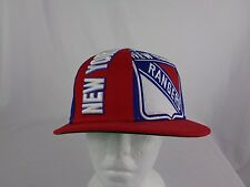 NEW YORK RANGERS Baseball Hat NHL HOCKEY New Era 9fifty YOUTH OSFM Snapback  Cap 82b33e06babb