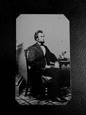 tintype Of Abraham Lincoln  Civil War  C583NP