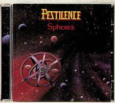 Pestilence – Spheres 1993 Death Metal Album + Demos & Rehearsals 2-CD 2017